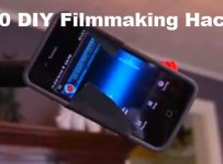 10 DIY film making hacks