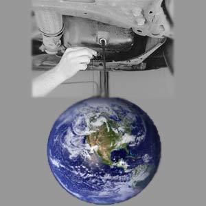 oil earth