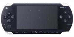dead pixel PSP