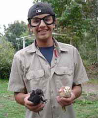 young nerd