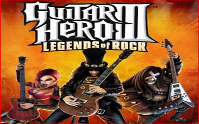 Guitar Hero 3 - III Legends of Rock
