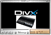 PS3 Now Plays Divx