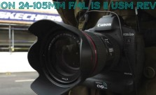 24-105mm f4L IS II USM Review Video