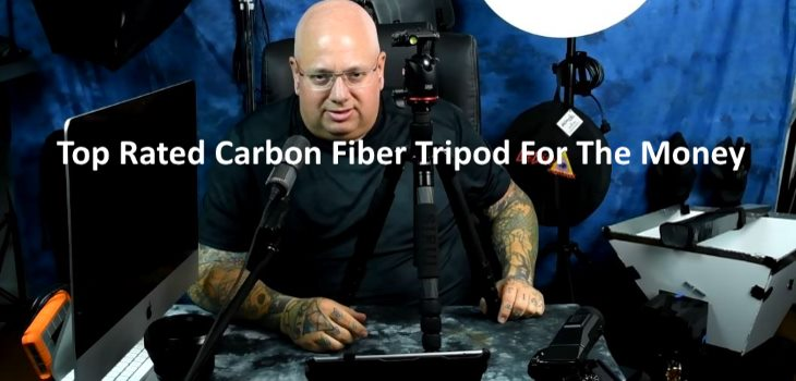 Best Rated Carbon Fiber Tripod Value For The Money