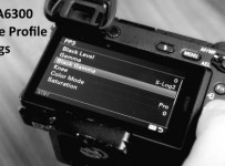 Best Sony A6300 Picture Profile Settings