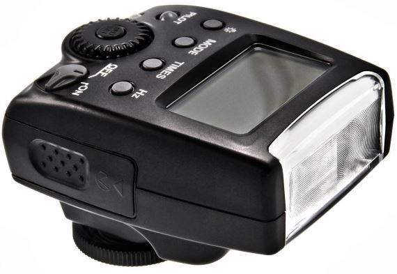 Best Sony a6300 speedlight