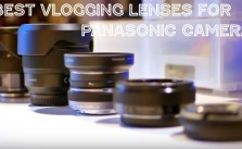 Best vlogging lenses Panasonic GX85 G85 GH5 GX7