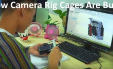 Camera Rig Cages Are Built And Manufactured