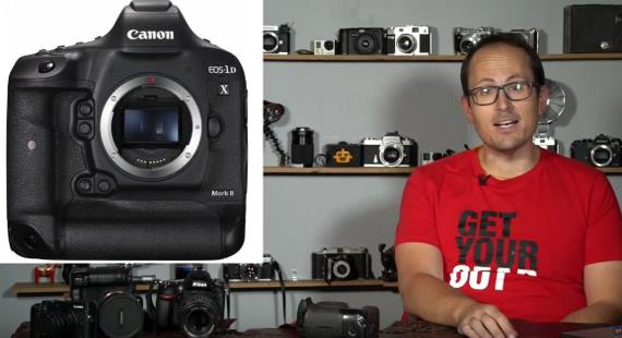 Canon 1DX Mark II vs Nikon D5 video