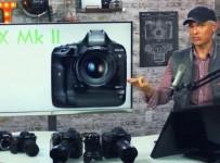 Canon 1DX Mk II vs Nikon D5 vs Canon 5DS-R