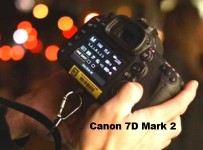 Canon 7D Mark II test review