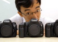 Canon 7D Mark II vs 5D Mark III vs 6D video