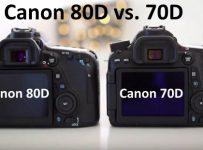 Canon 80d vs canon 70d sale