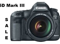 Canon EOS 5D Mark III deal sale