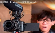 Canon M50 4K APS-C Camera Tested Review