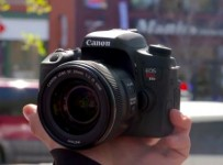 Canon Rebel T6i test video