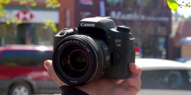 Canon Rebel T6i & T6S (750D & 760D) Comparison and Hands-On