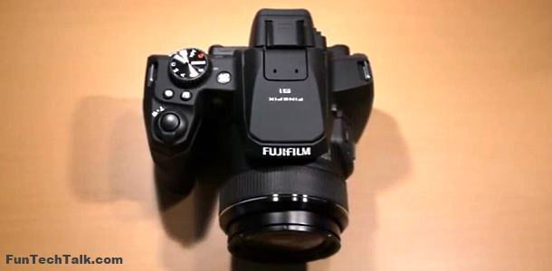 UJIFILM FINEPIX S1 review
