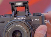 Fuji X-T10 test video
