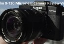 Fujifilm X-T30 Mirrorless Camera Review Video