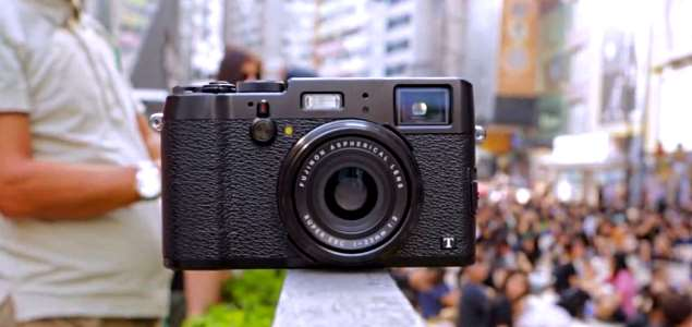 Fujifilm X100T review video