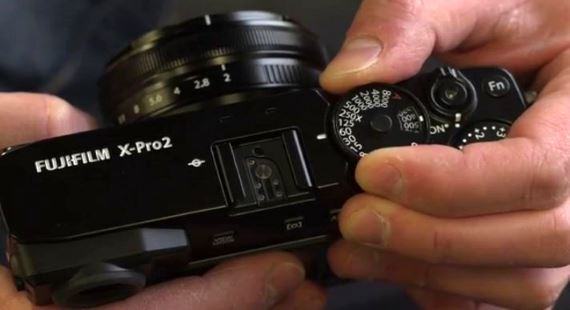 Fujifilm x-Pro2 review video