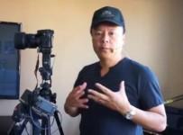 Gary Fong video shoot