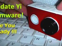 How To Update Firmware Xiaomi Yi Action Camera