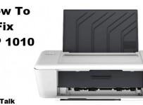 How to fix HP 1010 Printer