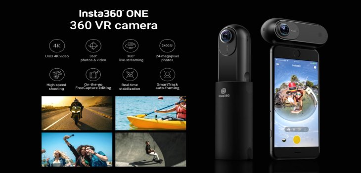 Insta360 One Camera Review Video
