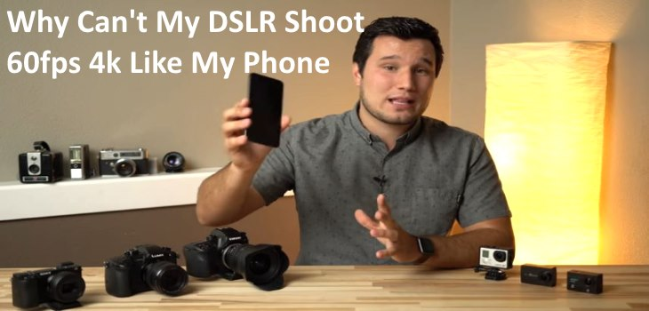 Iphone 4k vs dslr video