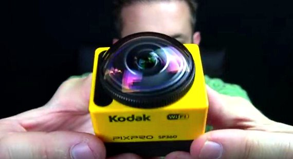 Kodak PixPro 360 Camera Sale