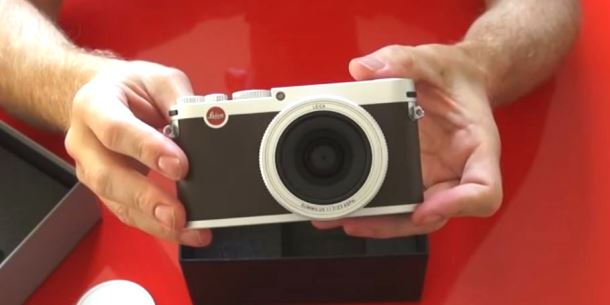 Leica X Typ 113 review
