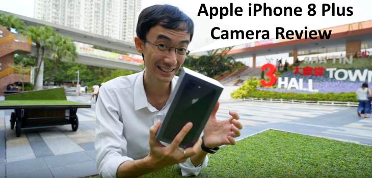 Lok Cheung Apple iPhone 8 plus