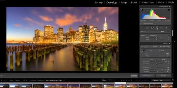 Long Exposure Photographs at Night tips and tricks