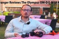 Matt Granger Reviews The Olympus OM-D E-M10 Mark III