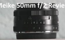 Meike 50mm f2 review video