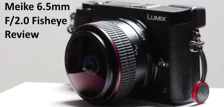 Meike 6.5mm f2 Fisheye Lens For Micro Four Thirds