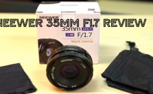 Neewer 35mm f1.7 Review video