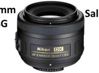 Nikon 35mm 1.8g sale deal 2016