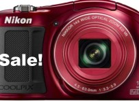 Nikon COOLPIX L620 sale
