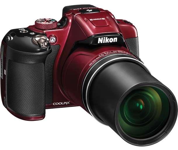 Nikon Coolpix P610 zoom