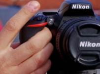 Nikon D5500 Review Video Test