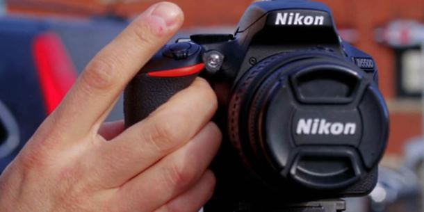 Nikon D5500 Review Video Test