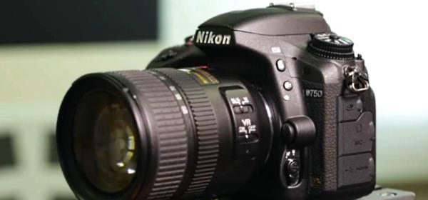 Nikon D750 review video 2014