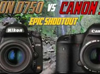 Nikon D750 vs Canon 5D M iii