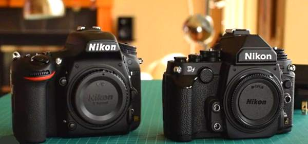 Nikon D750 vs Nikon Df Review