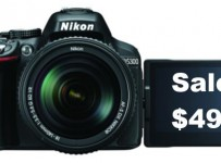 Nikon d5300 sale cheap
