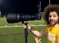 Nikon d750 field test video review