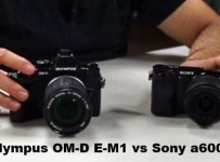 Olympus OM-D E-M1 vs Sony a6000